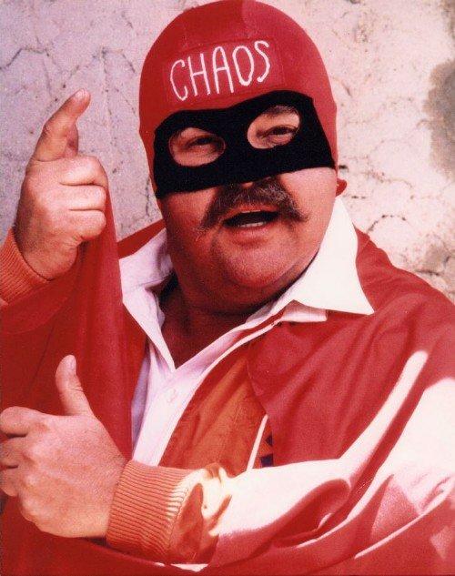 Captain Chaos Wikipedia