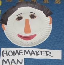 Homemaker man