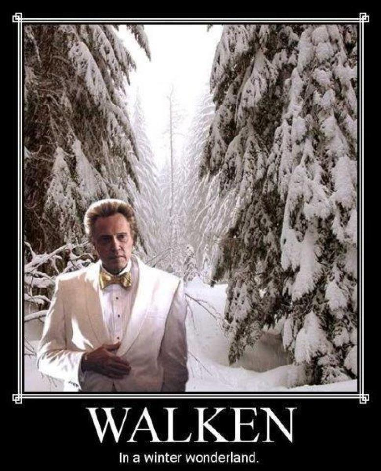 Walken-in-a-winter-wonderland