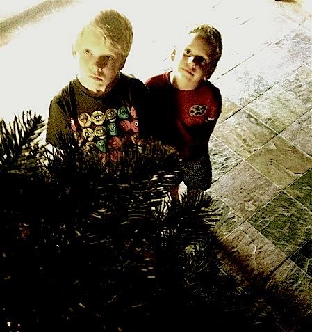 Kids-xmas-tree