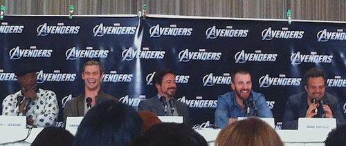 Avengers-cast