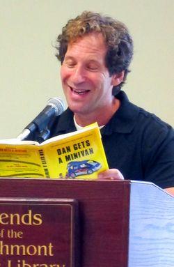 Dan Zevin reads Dan Gets a Minivan