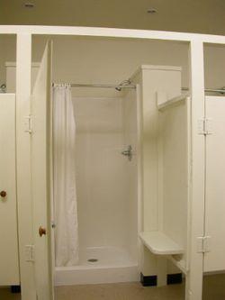 Shower-stall