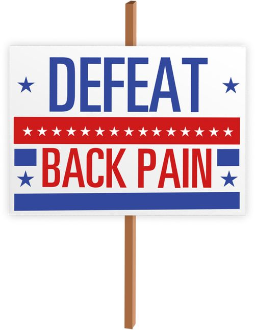 DefeatBackPain_straight