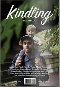 Kindling Quarterly Cover