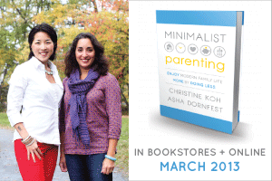 Minimalist-parenting