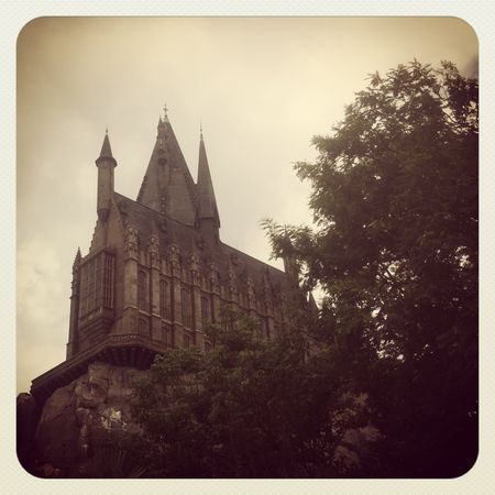 Harry Potter Universal Whit Honea