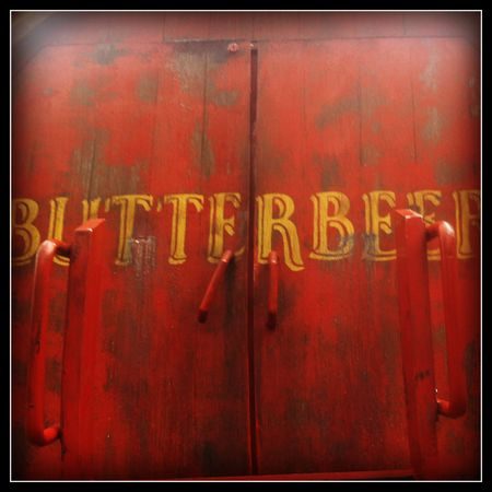 Butterbeer Universal Studios Whit Honea
